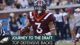 Scouting the 2021 NFL Draft's Top Defensive Backs | Journey to the Draft