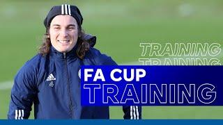 Emirates FA Cup Preparations At Seagrave | Stoke City vs. Leicester City | 2020/21
