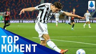 Chiesa puts Juve in front after 5 minutes!   Bologna 1-4 Juventus   Top Moment   Serie A TIM
