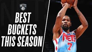 Kevin Durant's BEST Buckets From The Season So Far!
