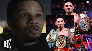 (BAD NEWS) Mayweather CEO Teofimo Lopez DELUSIONAL Thinkn He A-Side OVER GERVONTA TANK! BOXINGEGO