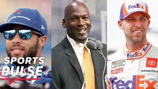 Michael Jordan dubs Bubba Wallace the first driver of his new NASCAR team | For The Win