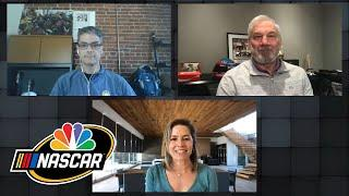 NASCAR drivers testing at COTA; Can Las Vegas produce 4th different Cup winner?   Motorsports on NBC