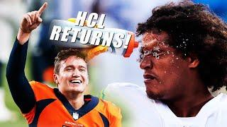 The Rebirth of DREW LOCK! Broncos vs Chargers