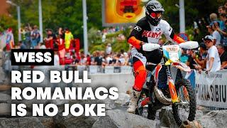 Red Bull Romaniacs: Amateur Versus Professional Rider | WESS Diaries #5