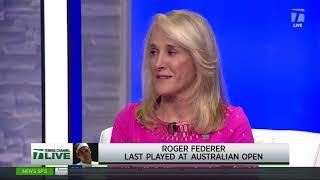 Tennis Channel Live: Social Net, Roger's Return to Training