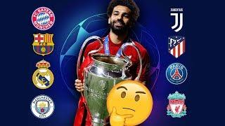 Champions League Predictions - Group Stage | Oh My Goal