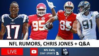NFL Daily LIVE with Tom Downey & Mitchell Renz (07/01/2020)