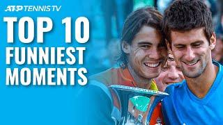 Top 10 Funny ATP Tennis Moments
