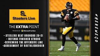 Steelers Live: The Extra Point - Pittsburgh Steelers Week 2 win vs Denver Broncos