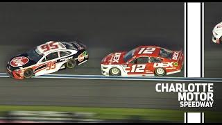 Bell's incredible save after Blaney's bump   Coca-Cola 600   NASCAR Cup Series at Charlotte