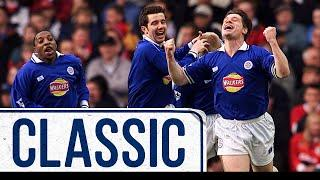 Foxes Shock Reds At Anfield | Liverpool 0 Leicester City 2 | Classic Matches