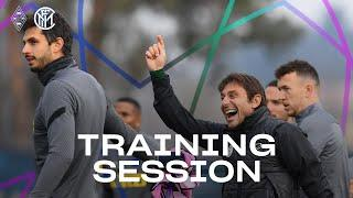 BORUSSIA vs INTER | PRE-MATCH TRAINING SESSION | 2020-21 UEFA CHAMPIONS LEAGUE