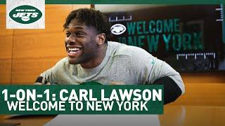 """You Get An Explosive, Dynamic Pass Rusher That's In Love With Being A Jet"" 