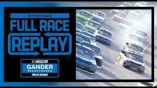 Henry Ford Health System 200 from Michigan : NASCAR Trucks Full Race Replay