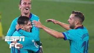 Will Barcelona's altered formation be a template for success in Champions League? | ESPN FC