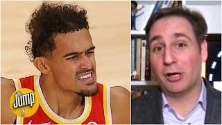 Trae Young has been 'unbelievable' and the Hawks' floor should be the 8-seed - Zach Lowe | The Jump