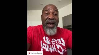 'DAVID HAYE WAS S****** BRICKS. HE WAS SCARED & DIDN'T WANNA GO ON LIVE WITH ME' - SHANNON BRIGGS