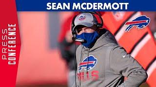 Sean McDermott After Bills Win AFC East | Buffalo Bills