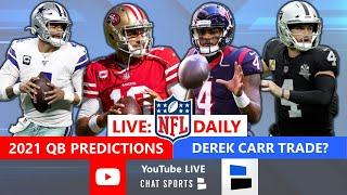 NFL Daily LIVE With Mitchell Renz - Feb. 3rd, 2021