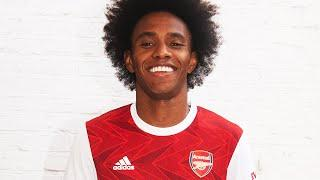 'He's a winner!' | Mikel Arteta on the signing of Willian