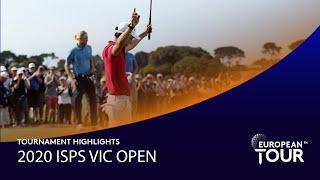 Extended Tournament Highlights | 2020 ISPS Handa Vic Open