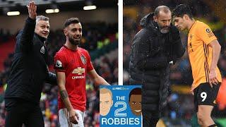 Man Utd, Wolves and Sheffield Utd: State of the Premier League | The 2 Robbies Podcast | NBC Sports