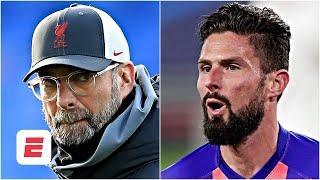 Liverpool to sign a centre-back? Olivier Giroud to leave Chelsea? Transfer Rater