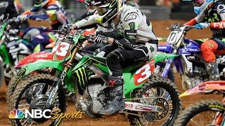 Supercross Round 4 at Indy | EXTENDED HIGHLIGHTS | 1/30/21 | Motorsports on NBC
