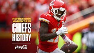 Mecole Hardman's 83-Yard Touchdown | Refreshing Moments in Chiefs History