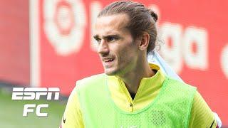 Should Barcelona look to sell Antoine Griezmann already? | ESPN FC Extra Time