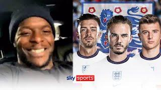 The team that MUST start for England at EURO 2021 | Saturday Social feat Akinfenwa & Chunkz