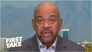 Michael Wilbon on talking to his son about George Floyd's death & the nation's response | First Take