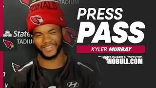 Kyler Murray: 'It's One Of The Reasons You Play The Game' | Arizona Cardinals