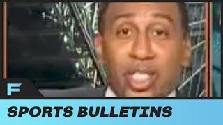 Stephen A Smith Rants About NBA Players Violating The Bubble Because They NEED To Have Sex