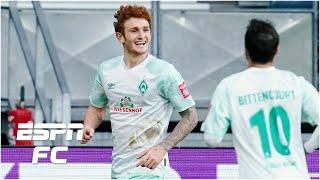 Josh Sargent will replace Jozy Altidore as USMNT's main striker - Steve Cherundolo | ESPN FC