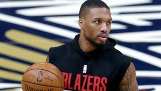 Damian Lillard Got Completely Snubbed From Starting All Star Game & Fans Were BIG MAD