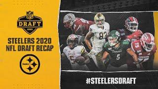Learn a little more about the Pittsburgh Steelers 2020 NFL Draft picks | Pittsburgh Steelers