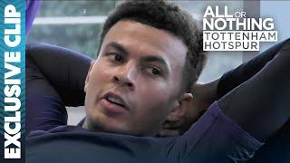 How Do You Brush? The Inimitable Wisdom of Dele Alli | All or Nothing: Tottenham Hotspur