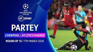 Thomas Partey, Liverpool vs Atletico Madrid (2020) Champions League player highlights