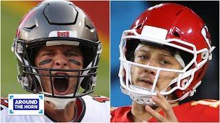 How did Tom Brady's Bucs pull an upset over the Chiefs in Super Bowl LV? | Around the Horn