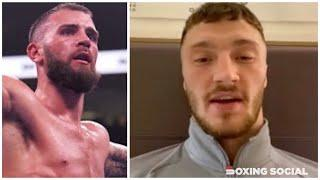"""I'D CAUSE CALEB PLANT PROBLEMS!"" ZACH PARKER ON CANELO SMITH, SAUNDERS MURRAY, CESAR NUNEZ CLASH"