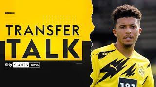How close is Jadon Sancho to signing for Manchester United? | Transfer Talk
