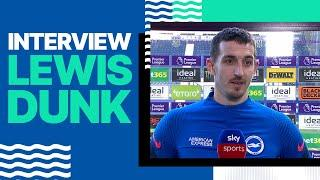 Lewis Dunk's Amazement at Disallowed Goal