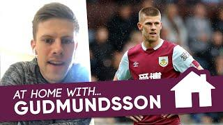AT HOME WITH... | GUDMUNDSSON | Iceman On His Own Board Game