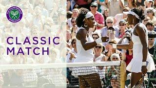 Venus Williams vs Serena Williams | Wimbledon 2008 Final Replayed