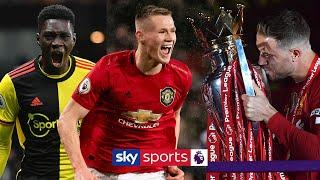The Most Unforgettable Moments of the 2019/20 Premier League Season!