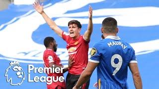 Manchester United, Chelsea see late drama; Everton go top | Premier League Update | NBC Sports