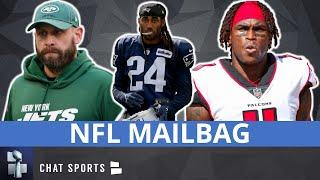 NFL Rumors: Trades For Stephon Gilmore, Julio Jones? Trade Deadline Buyers/Sellers? | Mailbag