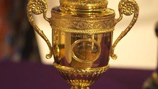 Getting to Know the Wimbledon Trophies
